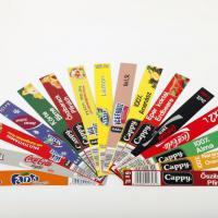 Multipack holder labels