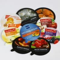 Kimetszett műanyag (PP polipropilén) címkék