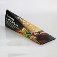 Cardboard sleeve for product sample