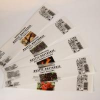 Tracing paper labels